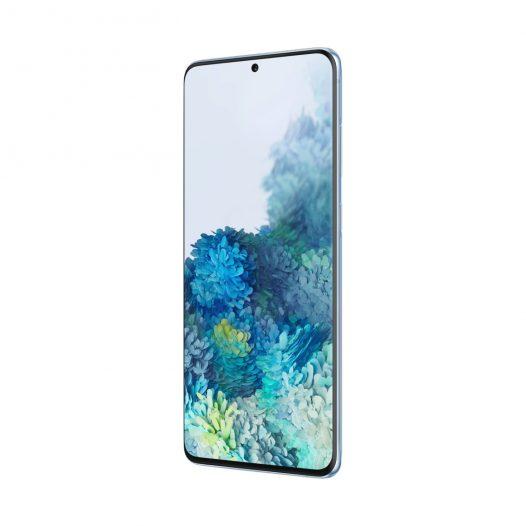 """Celular Samsung Galaxy S20 Plus 8GB RAM 128GB 6.7"""" color Azul Nube"""