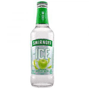 Smirnoff Ice Green Apple Botella (Caja de 6 Unidades)