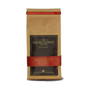 Café molido Dieseldorff Kaffee tipo Exclusive Blend 400g