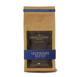 Café molido Dieseldorff Kaffee tipo Legendary Blend 400g
