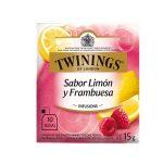 Twinings Té en Sobre Limon y Frambuesa (10 und)