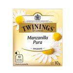 Twinings Té en Sobre Manzanilla Pura (10 und)