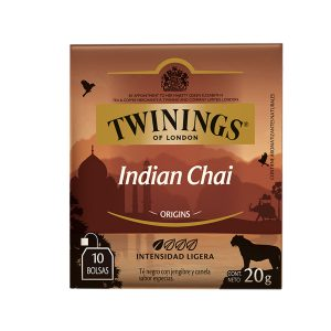 Twinings Té en Sobre Indian Chai (10 und)