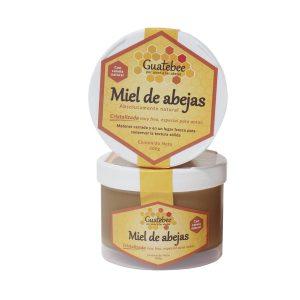 Miel de Abeja Cristalizada Canela 300g Guatebee