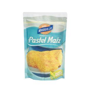 Premezla en bolsa para Pastel Magdalena sabor Maiz 450gr Super Maravilla