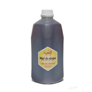 Miel de Abeja Liquida 2650g Guatebee