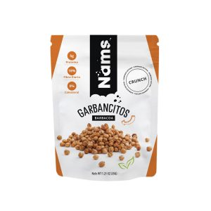 Garbancitos Barbacoa 35 g Nams