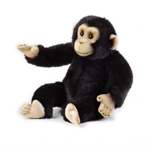 Titere de peluche Chimpancé - National Geographic