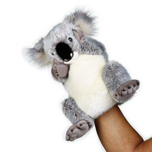 Titere de peluche Koala