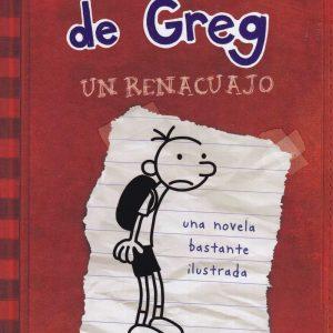 Libro diario de Greg 1 - un renacuajo - Jeff Kinney