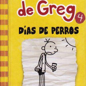 Libro diario de Greg 4 - dias de perro - Jeff Kinney