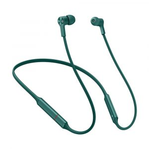 Audífonos Inalámbricos Bluetooth Huawei FreeLace Color Verde