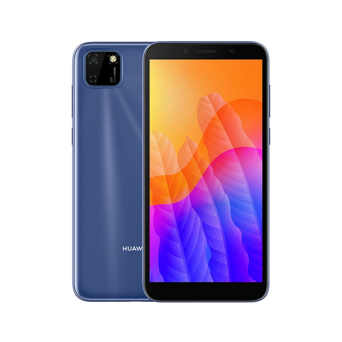 "Celular Huawei Y5P 2GB RAM 32GB 8MP 5.45"" Dual SIM color Azul ..."