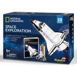 Rompecabezas 3D Space Exploration National Geographic