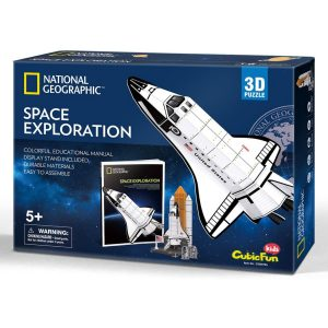 Rompecabezas 3D Space Exploration National Geographic