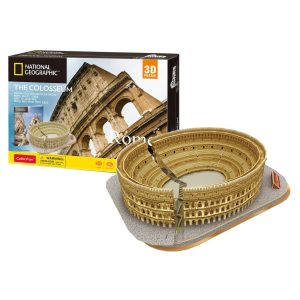 Rompecabezas 3D The Colosseum National Geographic
