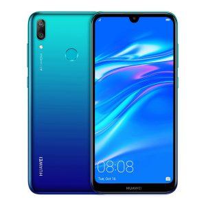 "Celular Huawei Y7 2019 3GB RAM 32GB 6.26"" Liberado Dual SIM Color Azul"