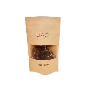 Energy Balls sabor Cocoa con Coco (10 und) marca UAC