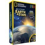 Estrellas brillantes decorativas de la Luna National Geographic