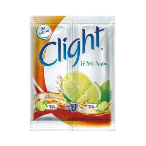 Refresco instantaneo CLIGHT te frio de limon (14g X 15 und)