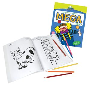 Libro de aprendizaje inicial - Book MEGA