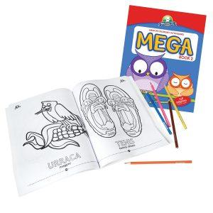 Libro de aprendizaje inicial - Book 2 MEGA