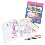 Libro de aprendizaje inicial - Niñas MEGA