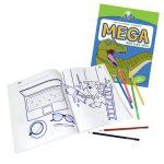 Libro de aprendizaje inicial - Niños MEGA