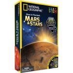 Estrellas brillantes decorativas de Marte National Geographic