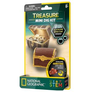 Coleccionable Mini Dig Kit Tesoro