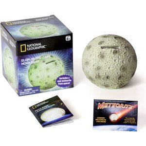 Alcancía en forma de Luna National Geographic