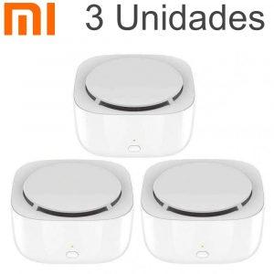 Xiaomi Repelentes de Mosquitos Inteligente Paquete de 3 Blanco