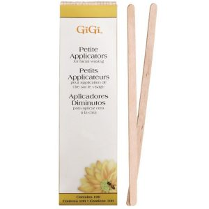 Paletas de madera delgadas para depilar 100 Unidades marca GiGi