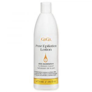 Crema humectante para después de depilar 9 Onzas marca GiGi