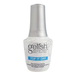 Sellador Top It Off 0.5 Onzas marca Gelish