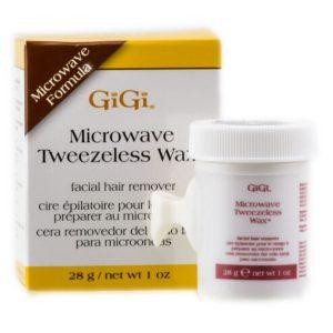 Cera para Depilar Tweezless Microwave marca GiGi