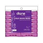 Bigudies para Permanente 9/16 marca Diane