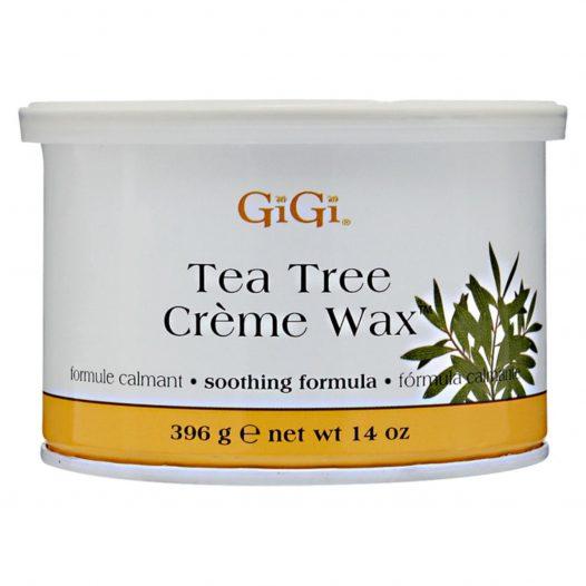 Miel para depilar Tea Tree 14 onzas marca GiGi