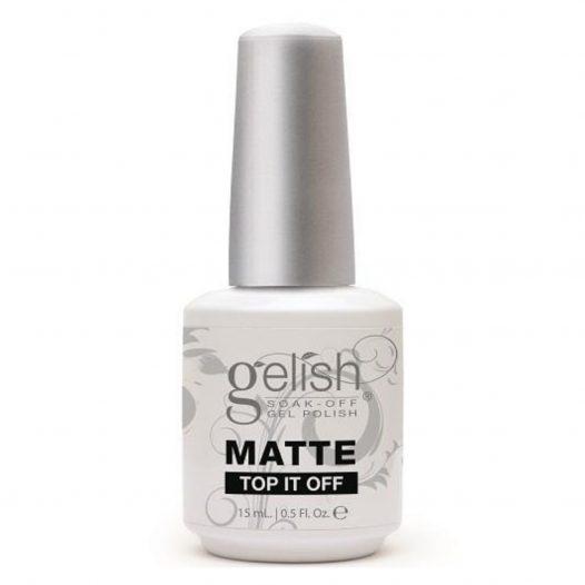 Sellador Top It Off marca Gelish