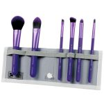 Kit de brochas para maquillaje de 7 piezas marca Moda Pro