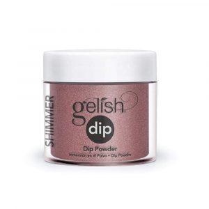 Polvo para Dip No Way Rose 23g 1610073 marca Gelish