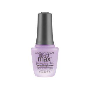 Endurecedor + Base duración Extendida React Max Optical marca Morgan Taylor