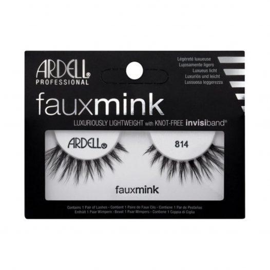 Pestañas Faux Mink 814 marca Ardell