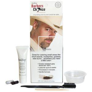 Tinte para Bigote y Barba 1 Aplicacion color Light Brown marca Godefroy