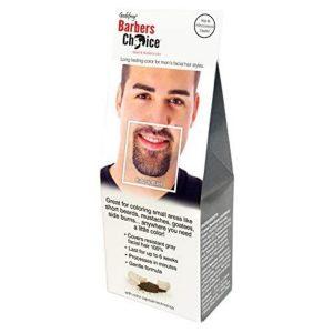 Colorante para Bigote y Barba 3 Aplicaciones Negro Natural marca Godefroy