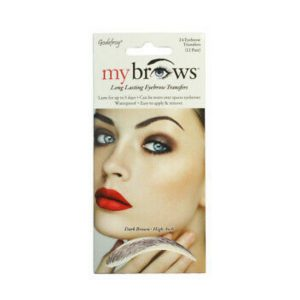 Transfer de Cejas Dark Brown marca Godefroy