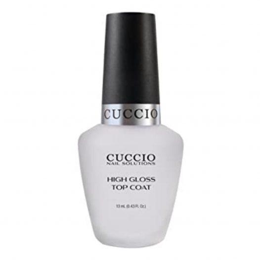 High Gloss Top Coat marca Cuccio