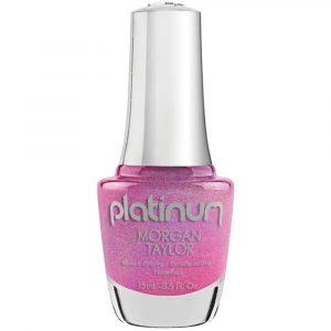 Esmalte para Uñas Platinum Holo Lover! 3110290 marca Morgan Taylor