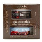 Exfoliante 19.5Onzas + Butter 8 Onzas marca Cucio
