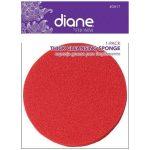 Esponja Roja Para Limpieza Facial marca Diane